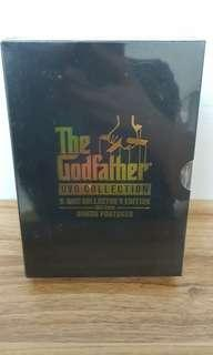 BNIB The Godfather DVD Collection
