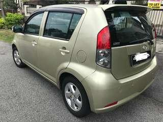 Myvi 1.3 Auto Low Mileage Tip Top Condition