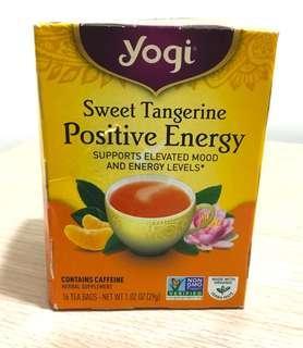 🚚 美🇺🇸有機yogi有效提升正能量的甜蜜茶(16包)