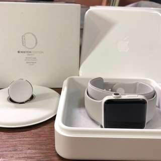 Rare Apple Watch Edition (Ceramic) - 42mm Series 2