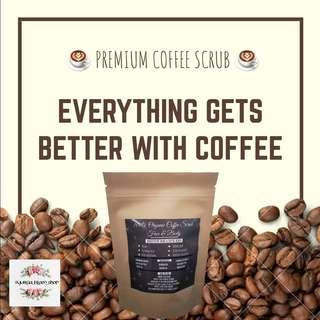 Premium Coffee Scrub