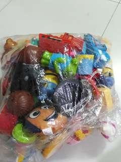 Happy Meal toys bundle 2