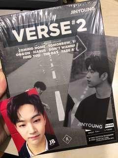 Got7 JJP JJ Project Thai Thailand Verse 2 version Jinyoung Jb