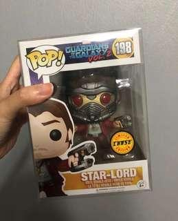 Funko Pop Star-Lord Chase