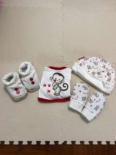 New born baby set 👶🏻