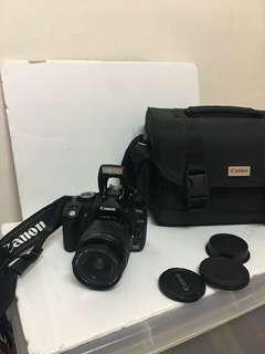 Canon 350D with 18-55mm lens and Camera bag!!!