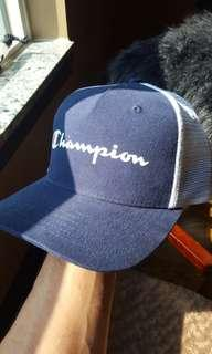 Champion Snapback Trucker Hat