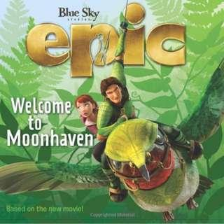 (Brand New) Welcome to Moonhaven (Epic)  (Paperback) By: Annie Auerbach