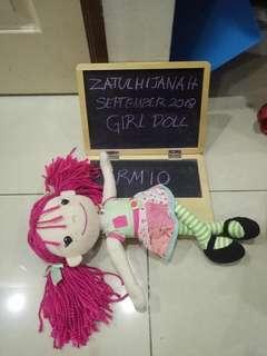 Girl doll