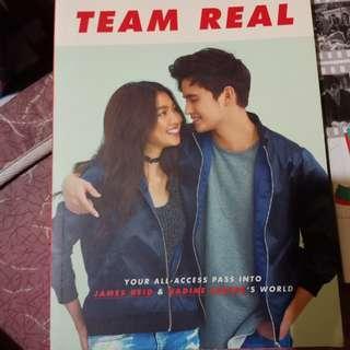 JaDine Team Real Book