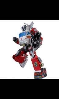 Transformers mp artfire