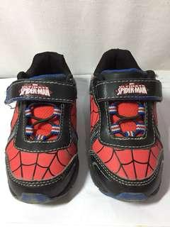 Authentic Marvel Spider Man Shoes