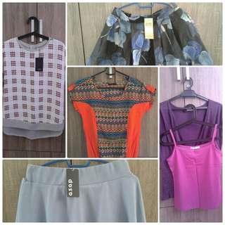 BNWT Clothings #EVERYTHING18