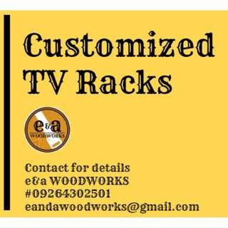 Customized TV Rack