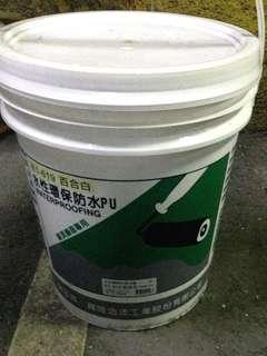 🚚 貓王水性環保PU防水膠無毒性材質