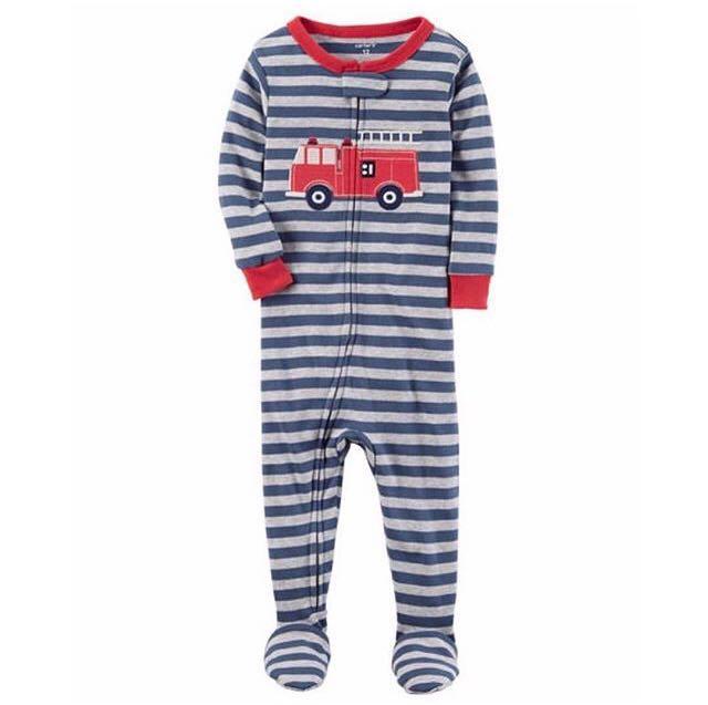1d1a69065909 2T BNWT Carter s Snug Fitting Cotton PJs Sleepsuit
