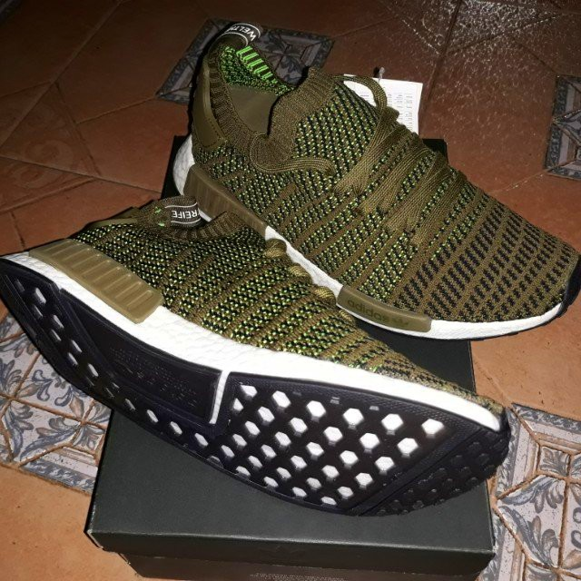 2d8e8075e6924 Adidas NMD R1 STLT PK Shoes For Sale