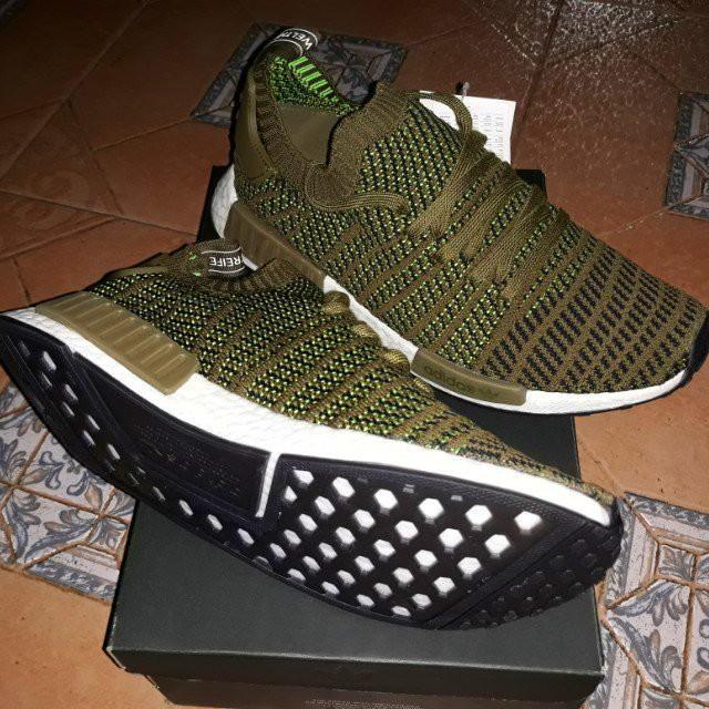 size 40 a39a0 16b49 Adidas NMD R1 STLT PK Shoes For Sale, Men's Fashion ...