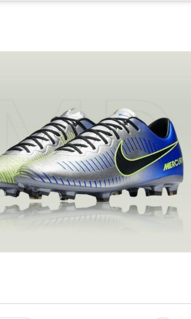 size 40 5e3f5 37965 USA 5 and 6 Boy s Nike JR Mercurial Vapor XI Neymar FG junior ...