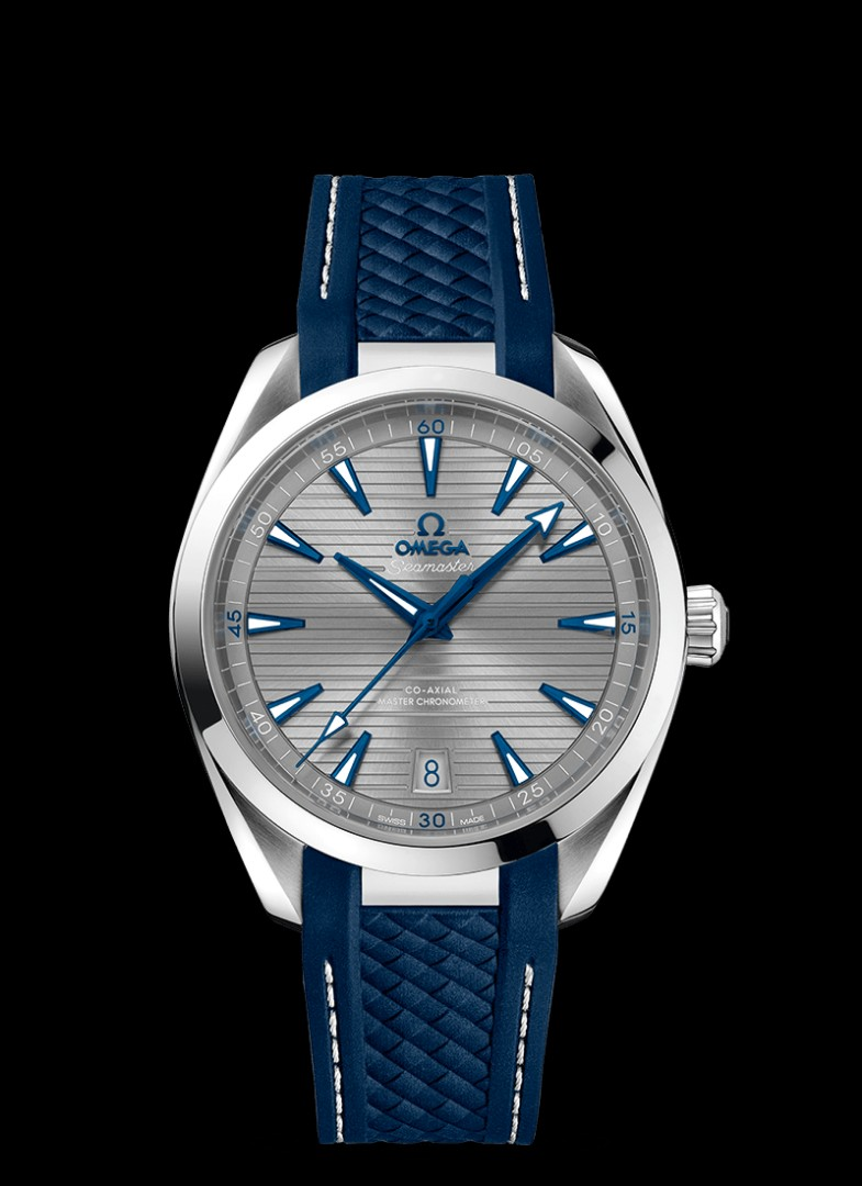 f550162142b34 Brand New 100% Authentic Omega SeaMaster Aqua Terra Anthracite Dial ...
