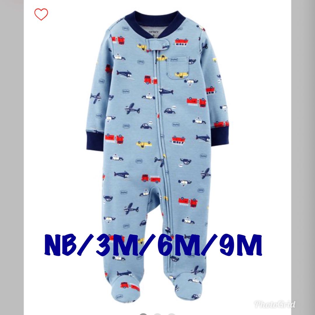 061cb4ff1941 Brand New Carter s Hero Sleep And Play For Baby Boy