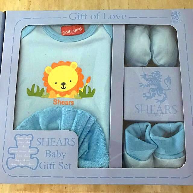43546659b662 Brand New Shears Baby Gift Set for Sale!