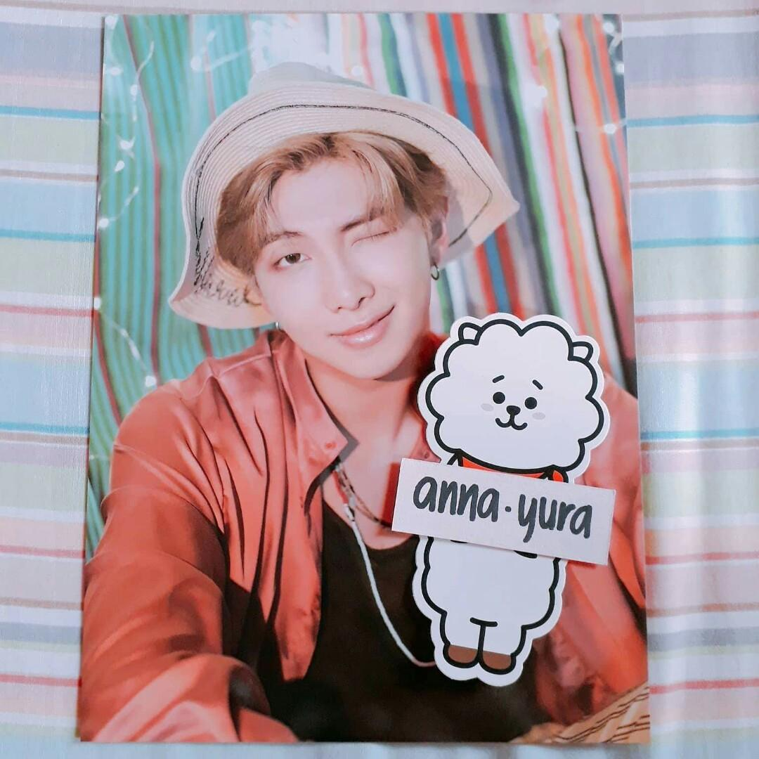 BTS Summer Package 2019 in Saipan Mini Poster - Namjoon on