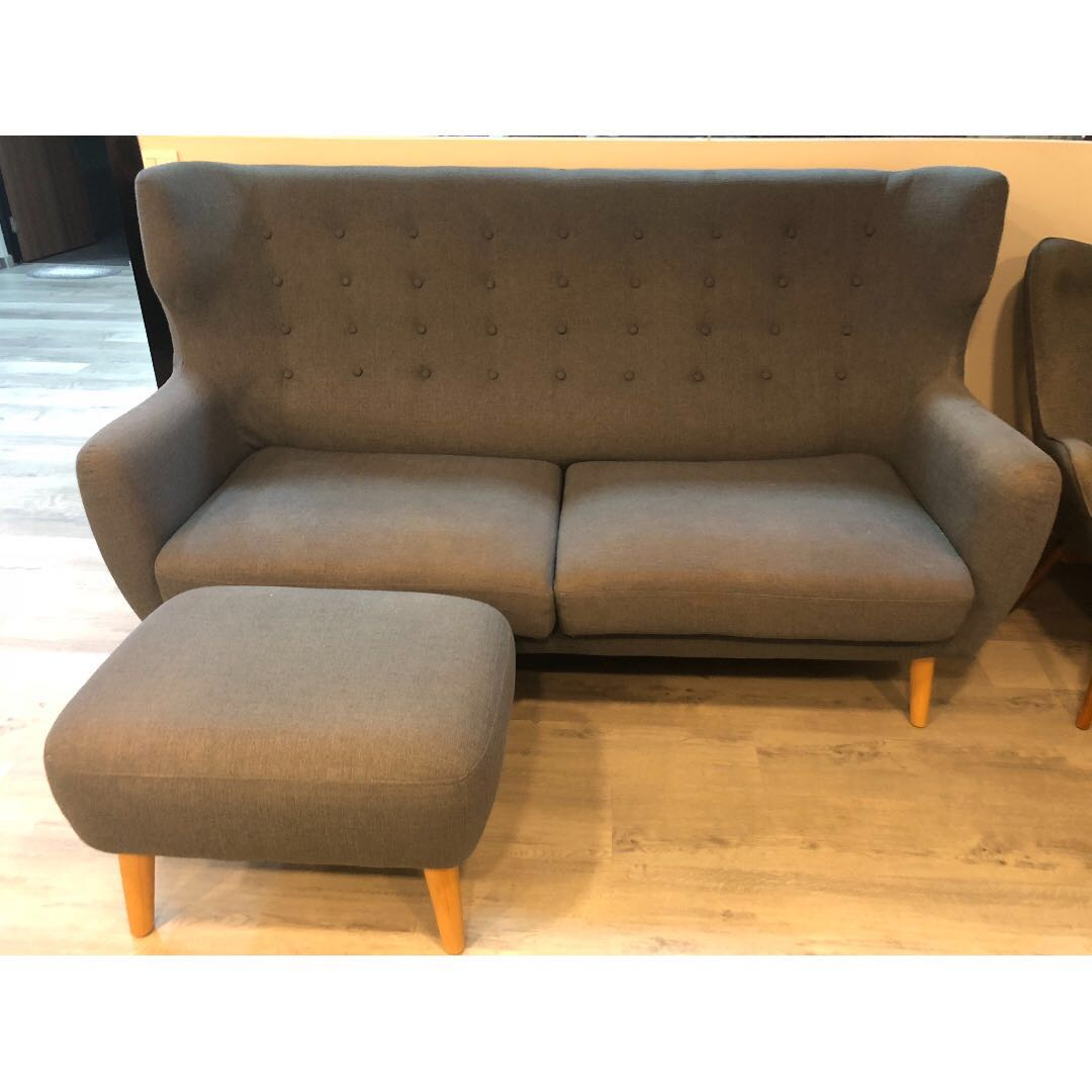 Castlery Beck Sofa And Armchair Furniture Sofas On Carousell