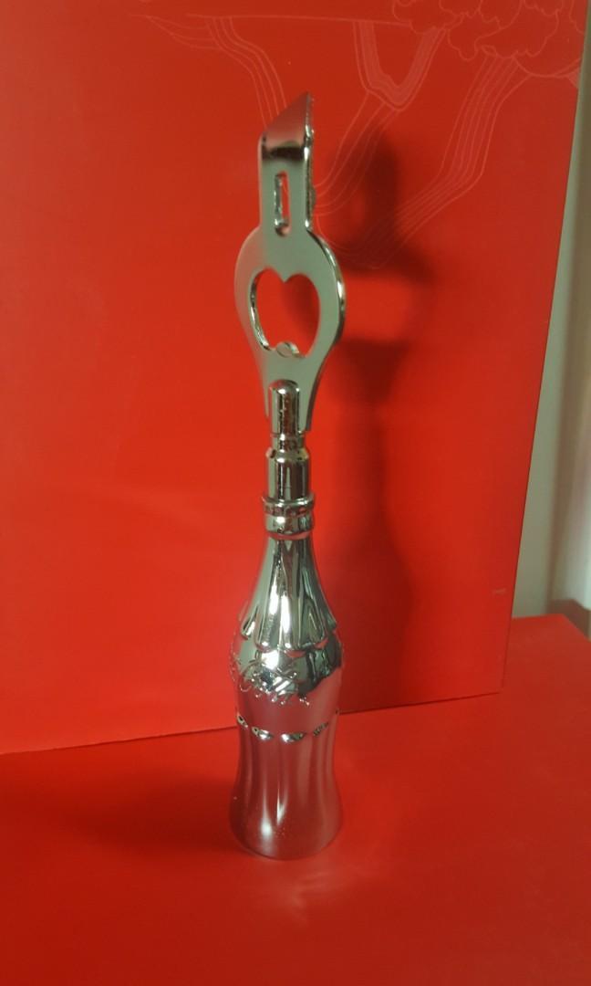 Coca cola bottle opener.