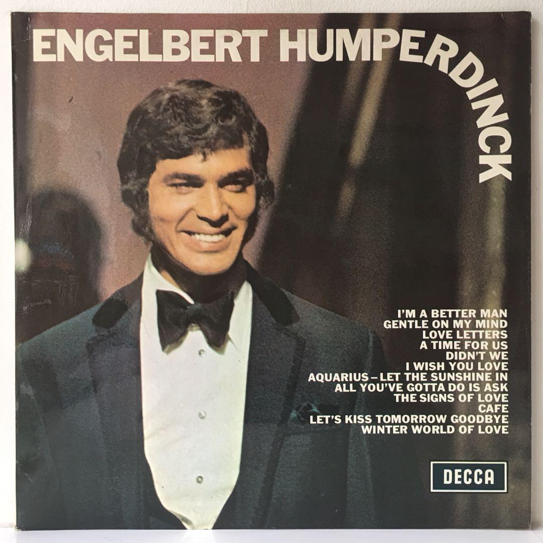 Engelbert Humperdinck – Engelbert Humperdinck (1969 UK