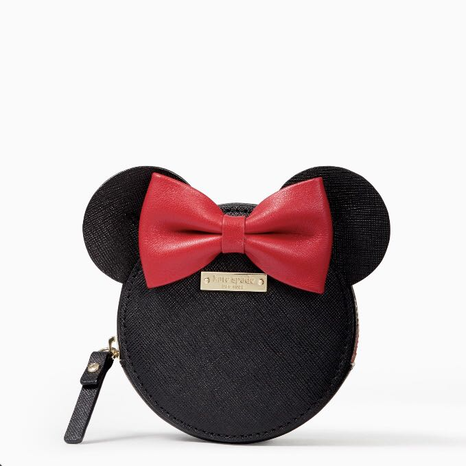 EXCLUSIVE COLLECTIBLE SALE Kate Spade for Minnie Mouse Coin Purse ... edd22fe46