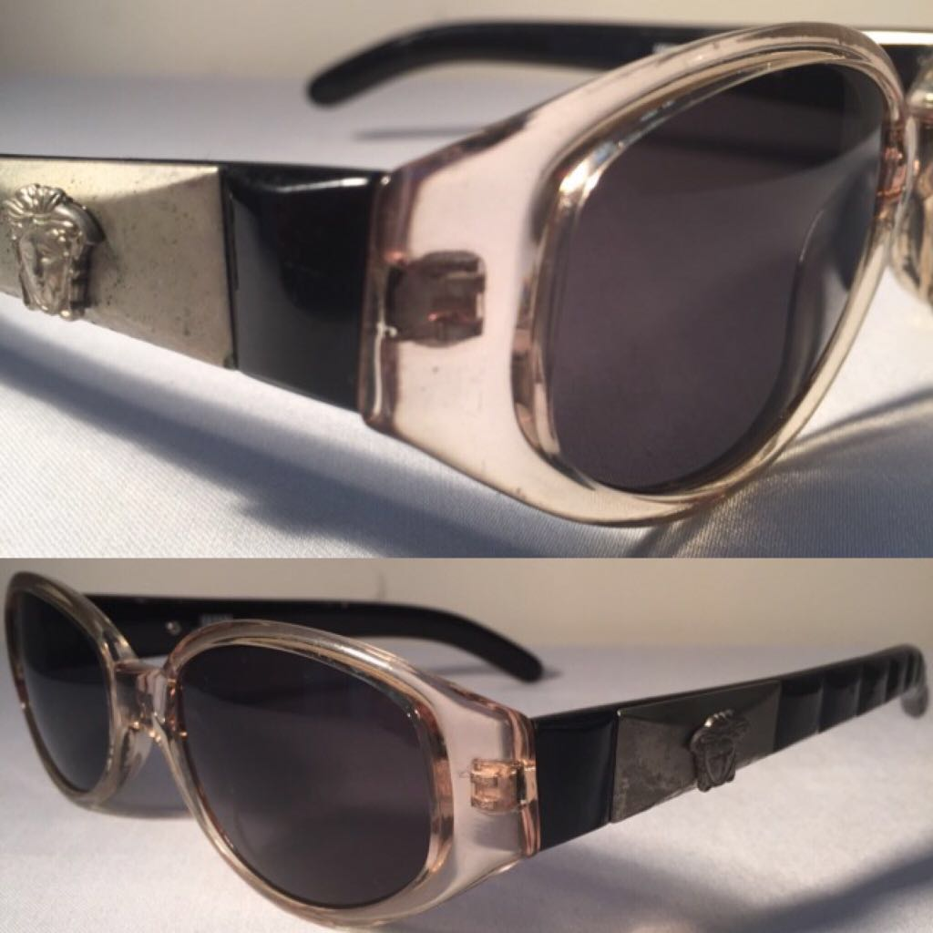713fdd5bb4b6 Gianni Versace Mod 532 90s Sunglasses Made In Italy 🇮🇹