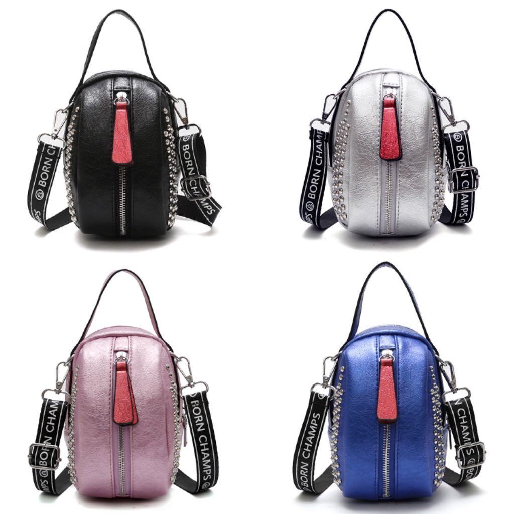 HOT Tas Selempang Mini Sling Bag Fashion Wanita Cewek Impor Import Code  3216 bcafe5c0b4