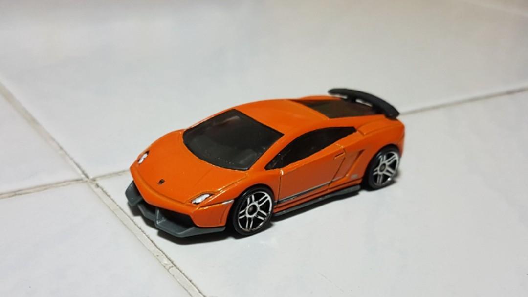 Hot Wheels Lamborghini Gallardo Toys Games Others On Carousell