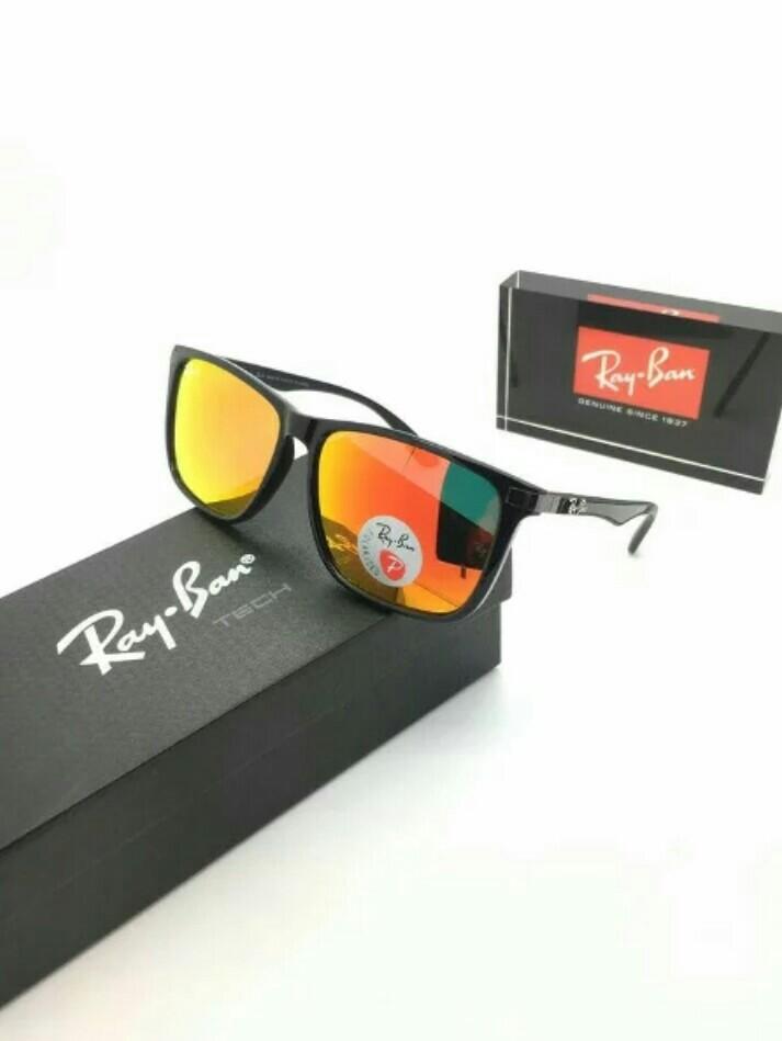 Kacamata Pria wanita Rayban polarized 47bd71c537