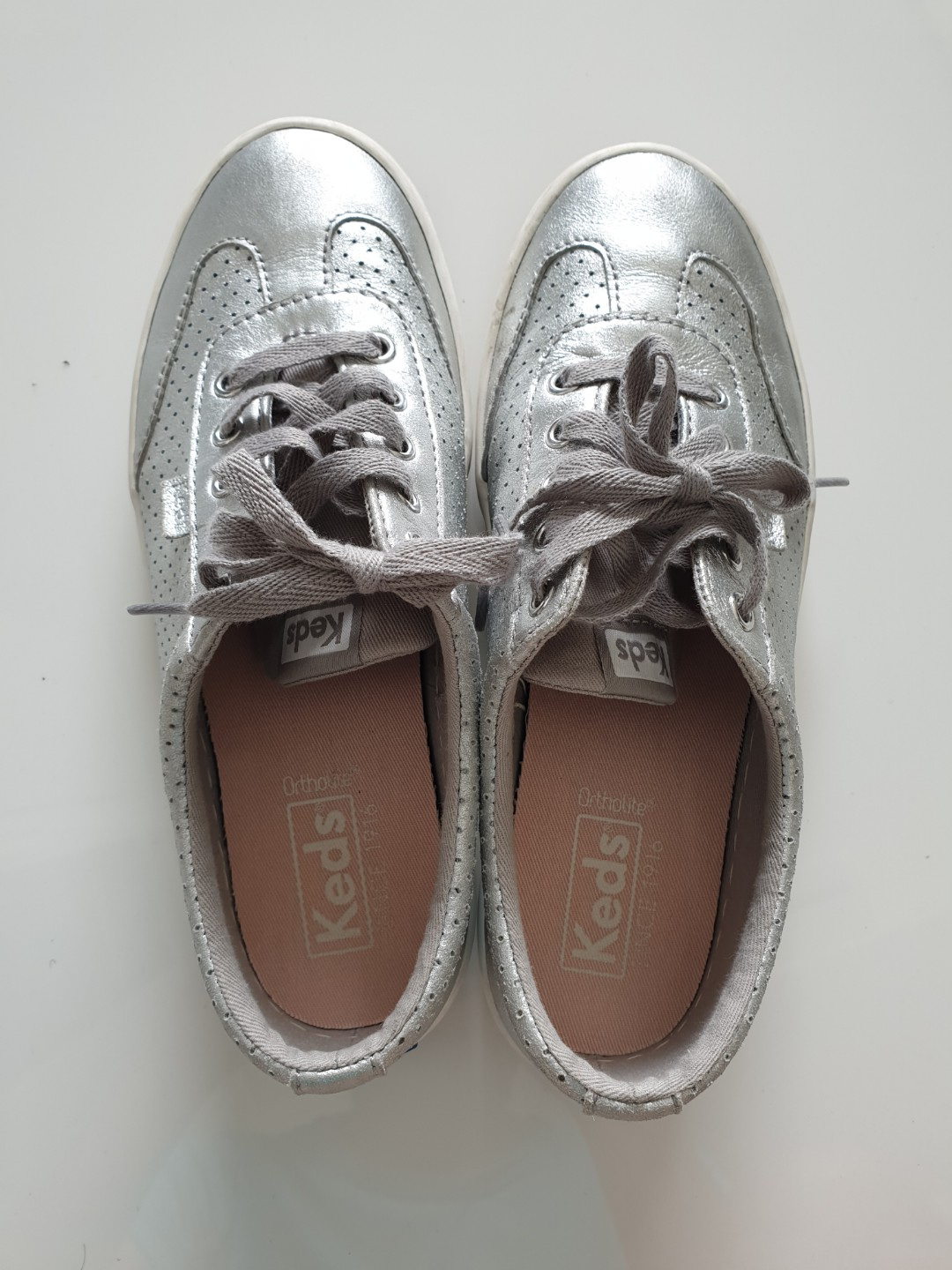 f9337e121 Keds Ortholite Shoes, Women's Fashion, Shoes, Sneakers on Carousell