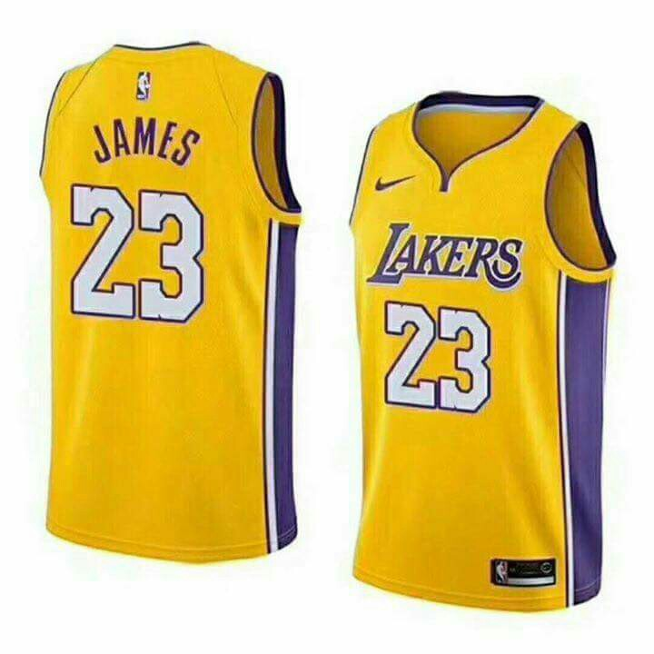 huge selection of 29e5c 73665 LIMITED STOCK!! Lebron James Lakers Jersey