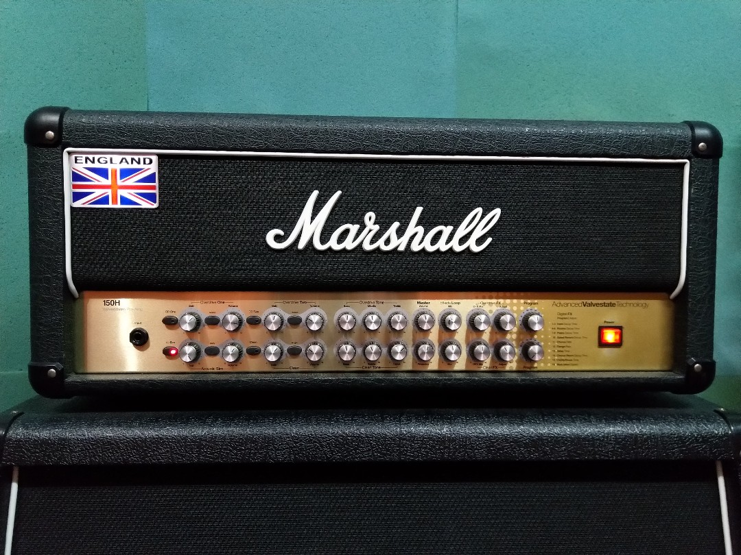 Marshall Avt150 Watts