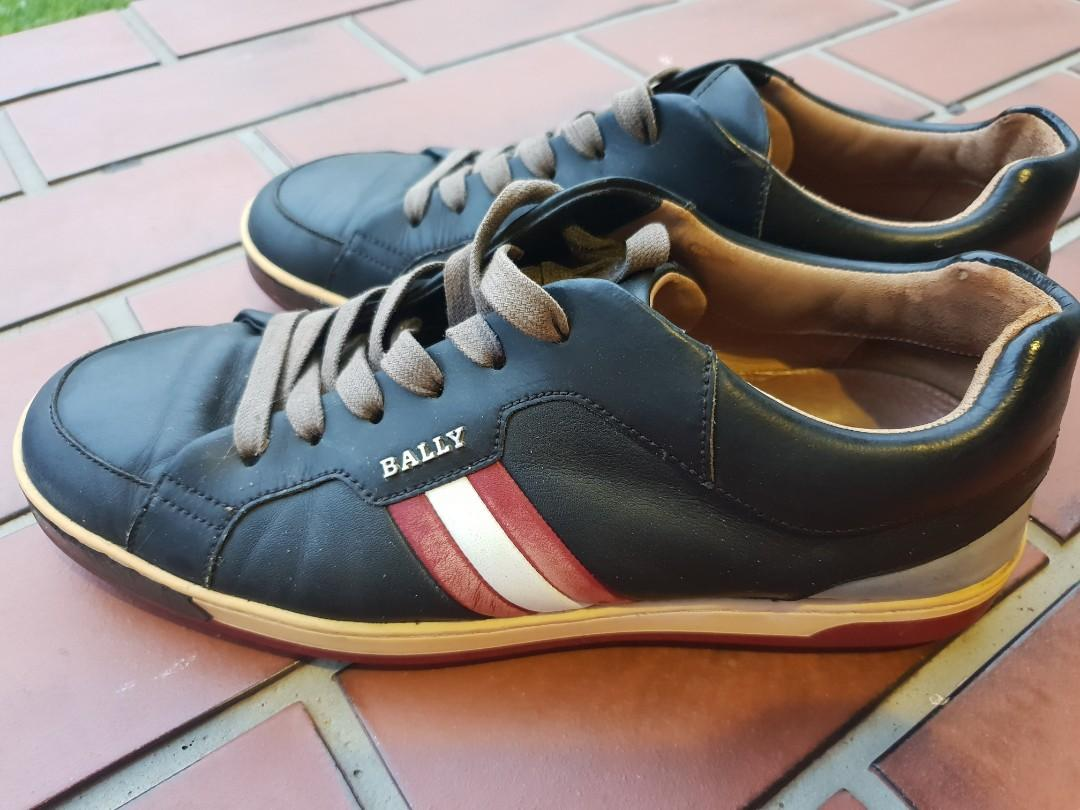men's bally shoes on sale
