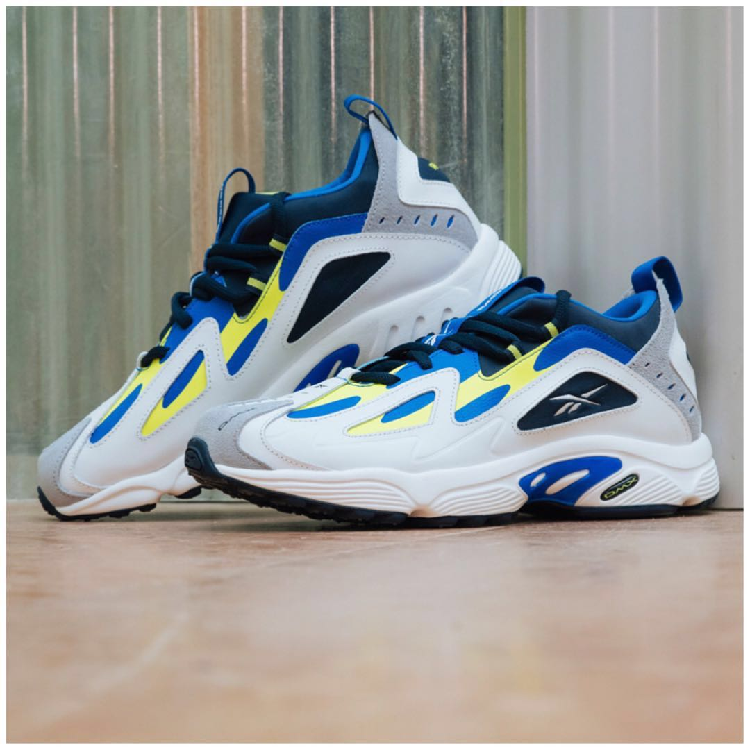 e632420981ed Men s Reebok DMX 1200 Low PATCHWORK Casual Shoes