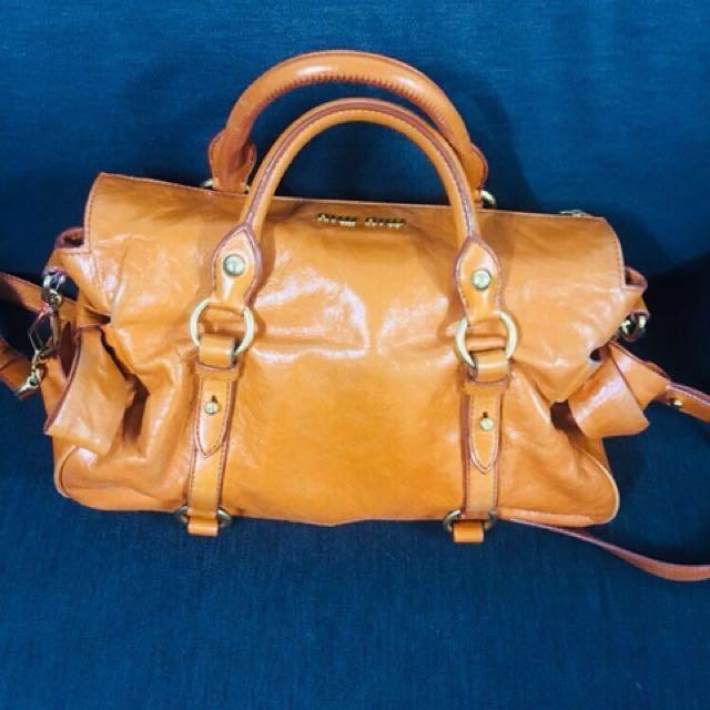 80735c12569 Miu Miu Bow Bag