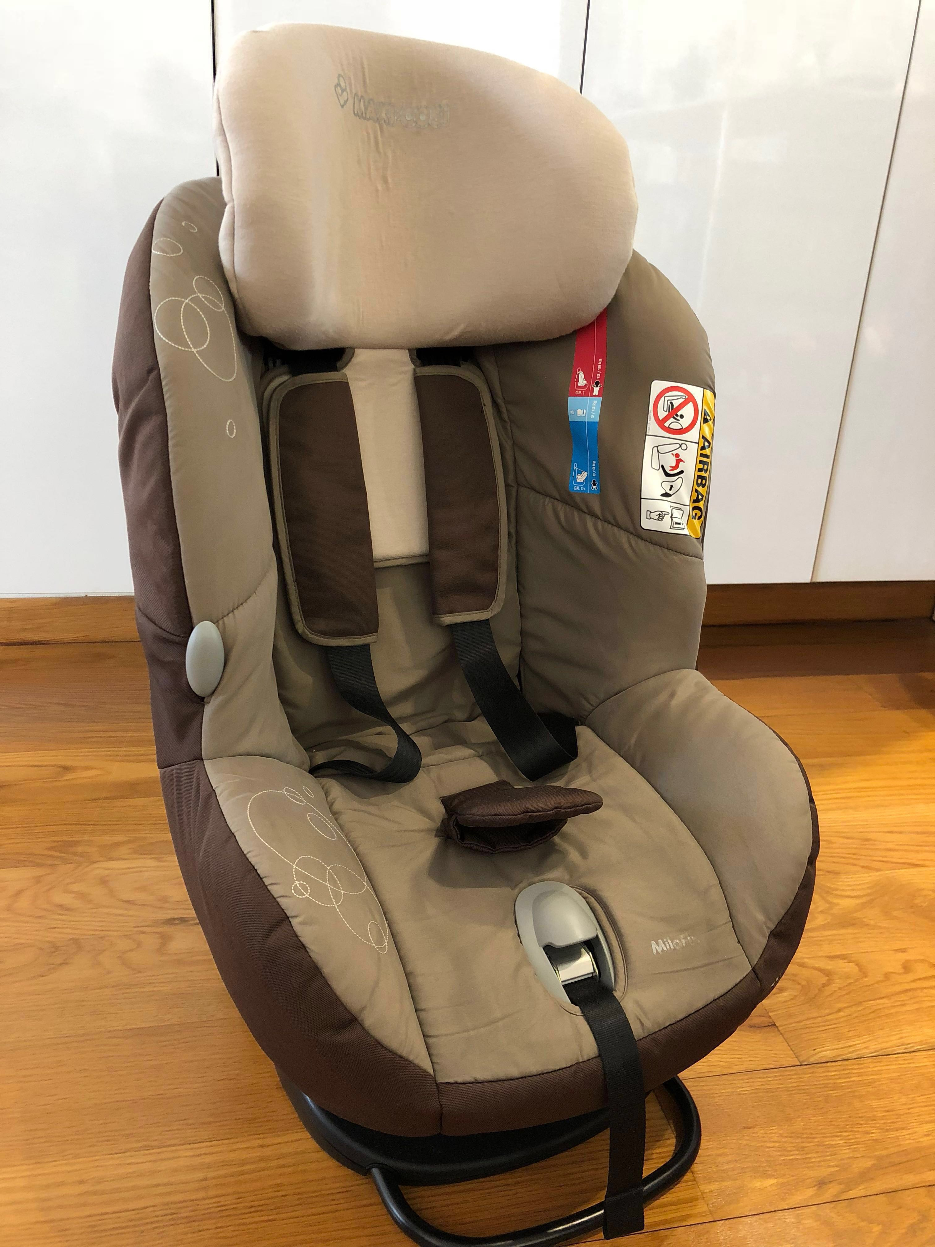Must-sell ! Maxi Cosi Car Seat - for birth