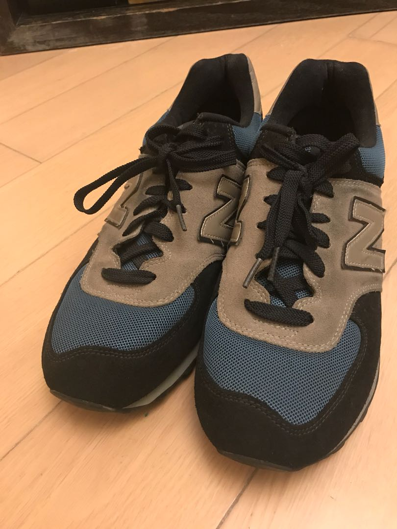 brand new 2234e 3ba6e New Balance M574JNS US 10.5 Grey Blue Black Color