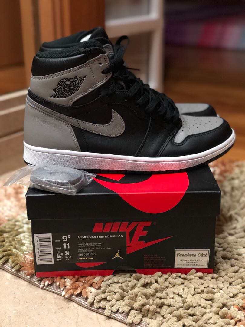 new styles da977 7357a Nike Air Jordan 1 Retro High OG