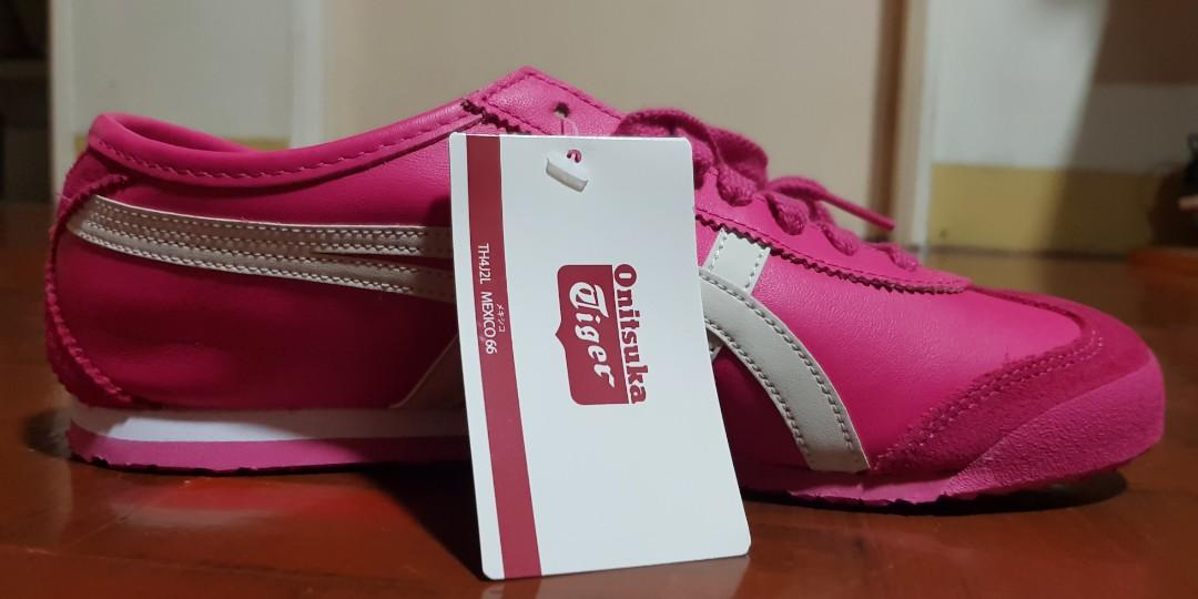 reputable site 35e35 bc502 Onitsuka Tiger Mexico 66 Hot Pink on Carousell