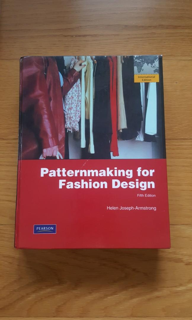 Pattern Making For Fashion Design Books Books On Carousell