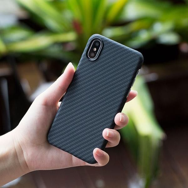 new arrival 41048 ec702 Pitaka Magcase for iPhone X slim case