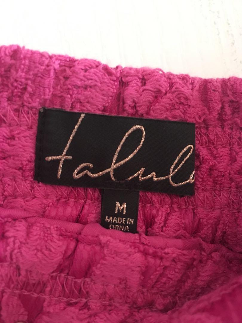 *PRICE DROP* ARITZIA NWT Pink Lace Talula Shorts