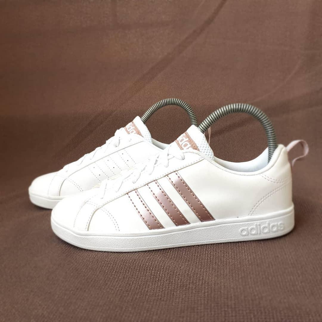 PROMO ADIDAS NEO ADVANTAGE ROSE GOLD ORIGINAL, Women's ...