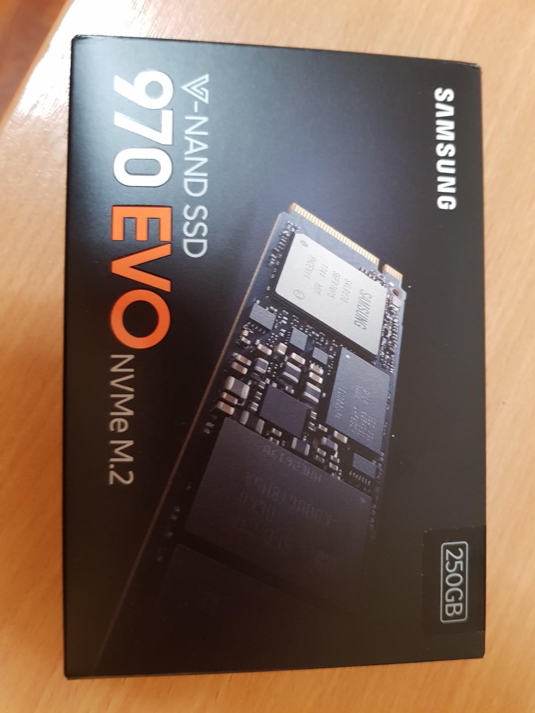 Samsung 970 Evo 250gb M 2 Nvme Ssd Electronics Computer Parts